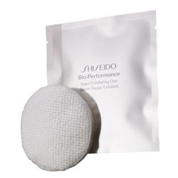 SHISEIDO 資生堂-專櫃 臉部去角質-百優煥采光碟 Bio-Performance Super Exfoliating Discs