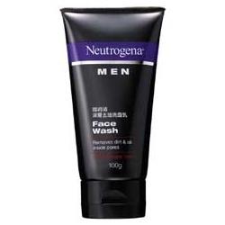 Neutrogena 露得清 男性保養系列-深層去油洗面乳