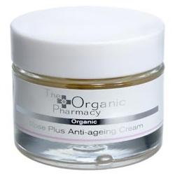 The Organic Pharmacy 歐佳妮 臉部保養-潤膚-皇家經典玫瑰煥膚霜 Rose Plus Anti-ageing