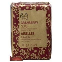 蔓越莓潔膚皂 Cranberry Wrapped Soap
