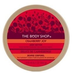 蔓越莓身體滋養霜 Cranberry Body Butter