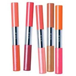 時尚雙彩蜜口紅 RMK W Lip & Gloss