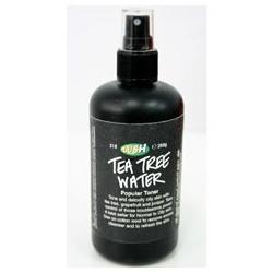 LUSH 柔膚系列(臉部)-茶樹之歌 柔膚水 Tea Tree Water