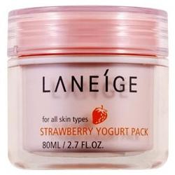 草莓優格QQ面膜 Strawberry Yogurt Pack
