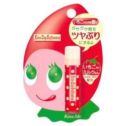 草莓護唇膏