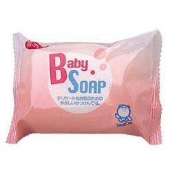 泡泡玉 寶寶身體保養-嬰幼兒嫩膚石鹼