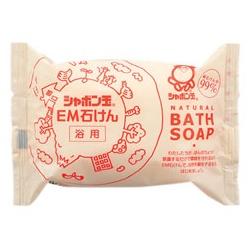 泡泡玉 身體沐浴-EM柔膚石鹼