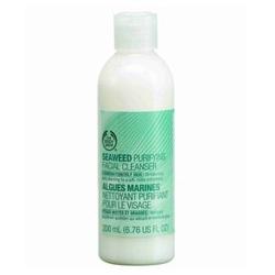 The Body Shop 美體小舖 臉部卸妝-海藻淨化調理卸妝乳