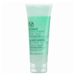 The Body Shop 美體小舖 海藻淨化完整系列-海藻淨化深層潔面膠 SEAWEED DEEP CLEANSING FACIAL WASH