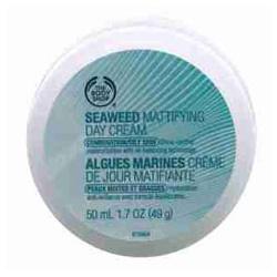 The Body Shop 美體小舖 海藻淨化完整系列-海藻淨化日霜