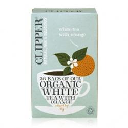 英式有機橙香白茶 Organic White Tea