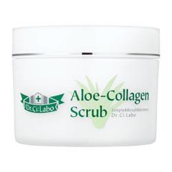 海洋膠原蘆薈去角質凝膠(身體用) Aloe-Collagen Scrub