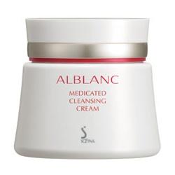 SOFINA 蘇菲娜 ALBLANC潤白美膚系列-晶透潔顏霜