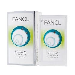 FANCL 清潔面膜-毛孔深層潔淨面膜 SEBUM CARE PACK