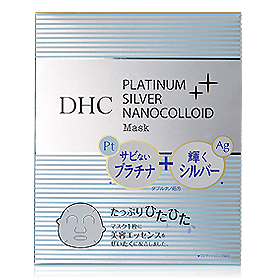 DHC  保養面膜-白金N次方恆采面膜
