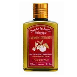 L'OCCITANE 歐舒丹 有機橄欖蕃茄護理-有機橄欖節沐浴膠(限量)