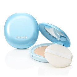 CEZANNE  粉餅-防曬美白粉盒 SPF16 PA++
