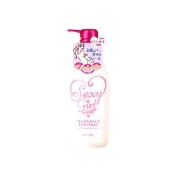 SEXY GIRL  身體保養系列-香體美肌沐浴乳