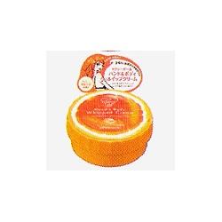 SEXY GIRL  身體保養-美肌香體水凝霜 (蜂蜜香橙)