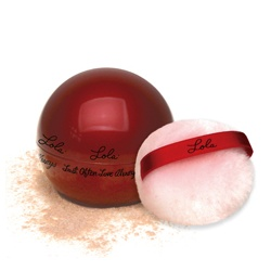 Lola 底妝產品-柔霧光感蜜粉球