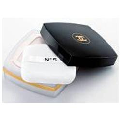 女性香氛產品-N。5絲光柔膚香粉