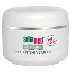 Seba med 施巴 乳霜-抗乾敏深層修護晚霜 Sebamed Anti-Dry night intensive cream