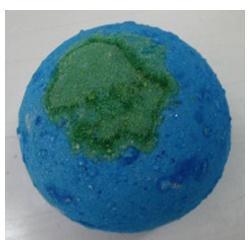 海神波塞頓精油香氛泡澡球 Poseidon