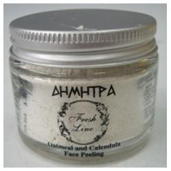 狄米特臉部去角質粉 Oatmeal peeling powder