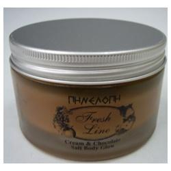 Fresh Line 潘妮洛珀-奶油巧克力去角質海鹽