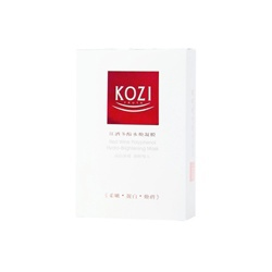 Q10水煥凝膜(紅酒多酚) KOZI Hydra-Brightening Mask