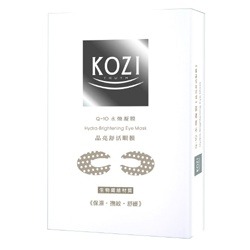 KOZI  臉部保養-晶亮舒活眼膜 KOZI Hydra-Brightening Eye Mask