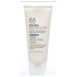 男仕專用彩妝產品-男士修護隔離面霜 For Men Face Protector