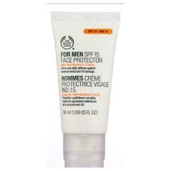 男士隔離面霜SPF 15 For Men SPF15 Face Protector