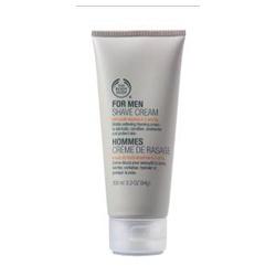The Body Shop 美體小舖 男仕刮鬍‧護理-男士清爽刮鬍膏 For Men Shave Cream