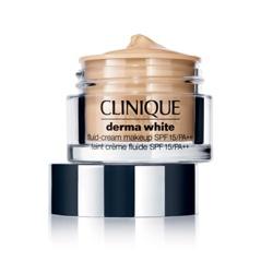 CLINIQUE 倩碧 肌本透白系列-肌本透白晶潤粉底 SPF15 PA++ Derma White Fluid-Cream Makeup SPF 15/PA ++
