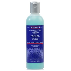 KIEHL`S 契爾氏 男性保養-極限男性活膚潔面露 FACIAL FUEL ENERGIZING FACE WASH GEL CLEANSER FOR MEN