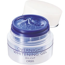 ORBIS  特殊保養-新肌澈白晚安面膜 Overnight Whitening Gel
