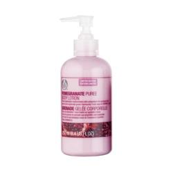The Body Shop 美體小舖 限量紅石榴身體系列-紅石榴保濕潤膚乳 Pomegranate Puree Body Lotion