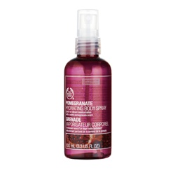 The Body Shop 美體小舖 限量紅石榴身體系列-紅石榴身體保濕噴霧 Pomegranate Body Spray