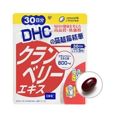 營養補給食品產品-蔓越莓精華 DHC Cranberry Extract