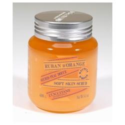 L'OCCITANE 歐舒丹 身體去角質-香橙節去角質果醬