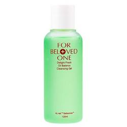 FOR BELOVED ONE 寵愛之名 洗顏-兒茶素控油胺基酸潔膚露 Delight Fresh Oil Balance Cleansing Gel