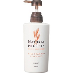 天然麥蛋白洗髮精 Mild Shampoo