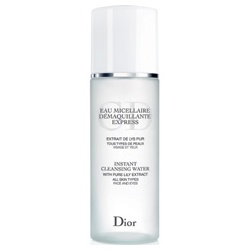 Dior 迪奧 卸妝清潔調理系列-親膚卸妝液 Instant Cleansing Water Face and Eyes