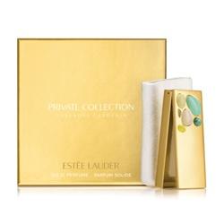 Estee Lauder 雅詩蘭黛 艾琳珍藏香氛系列-艾琳珍藏香氛系列固體香精 Private Collection Tuberose Gardenia Solid Perfume Compact