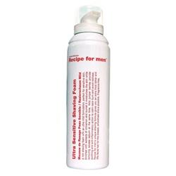 男仕刮鬍‧護理產品-特效防敏剃鬚泡沬 Ultra Sensitive Shaving Foam