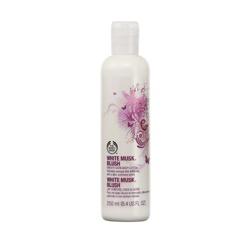 The Body Shop 美體小舖 限量粉紅麝香香氛系列-粉紅麝香身體潤膚乳