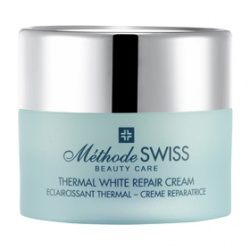 Methode SWISS 蜜黛詩 臉部保養-溫泉亮白修護面霜 Thermal White Repair Cream