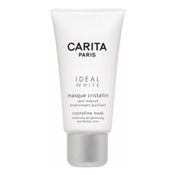 CARITA 凱伊黛 冰晶潤白系列-冰晶潤白煥膚面膜 masque cristallin