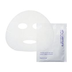 shu uemura 植村秀 保養面膜-漢萃斷黑淨白面膜 White Recovery EX+ whitening Sheet Mask